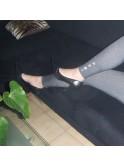 Legging façon jean's, gris