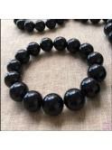 Bracelet pierres précieuses, pierres naturelles, gemmes, tourmaline